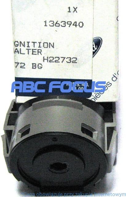 Kostka stacyjki--przełącznik zapłonu / 1677531 FORD ABC Focus