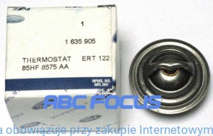 Termostat ERT 122 -/1635905 FORD