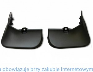 Chlapacze tył Ford Focus Mk4 hatchback / 2136901 Ford