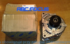 Alternator 120 AMP Ford - NOWY / 1708342 FORD